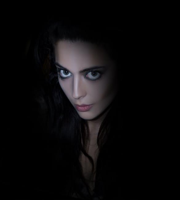 mystery-woman