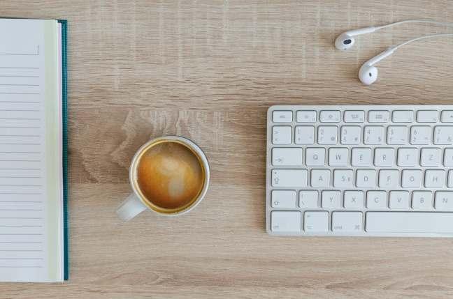 coffee mac computer